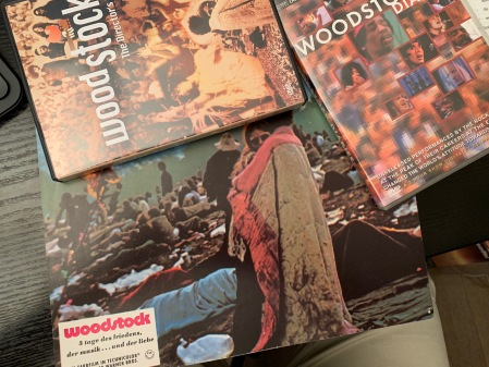 Woodstock als Film