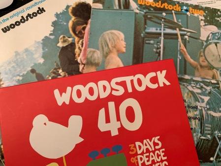 Meine Woodstock-Musik