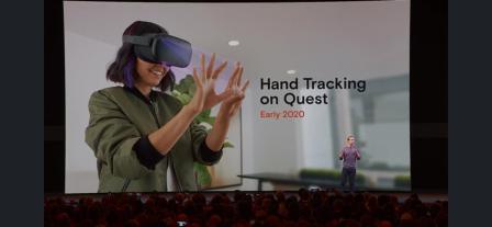 VR-Navigation mit Gestern