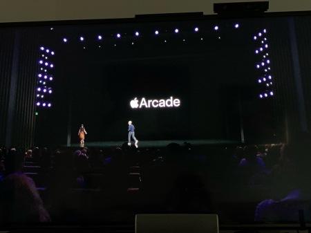 Apple greift den Spielemarkt an.
