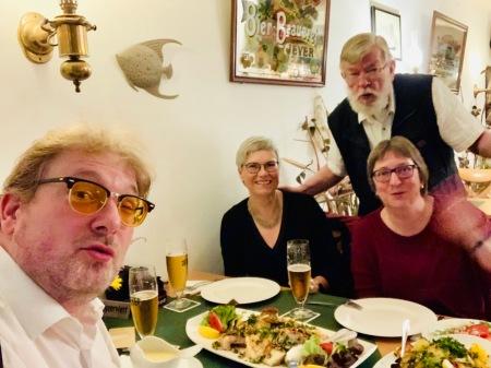 Twittertreffen in Lübeck.