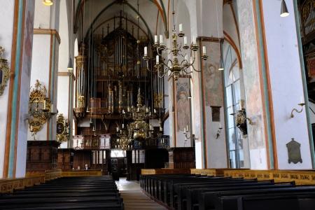St. Jakobi in Lübeck verdirbt einen interessanten Schatz.