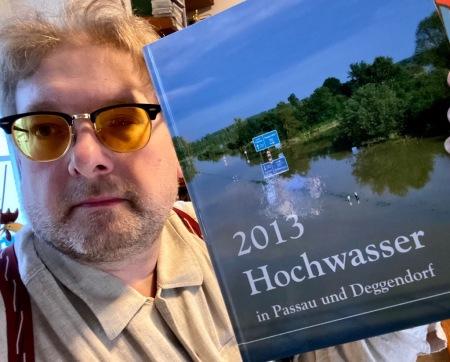 Interessanter Bildband zum Passauer Hochwasser.