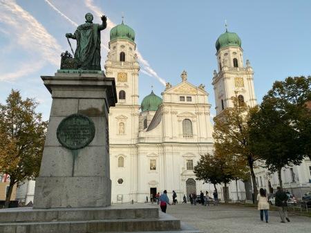 """In Passau gab es das Berufsbild """"König der Nacht."""""""