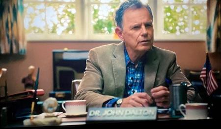Sicherlich der beste Lacher im Film: Das identische Büro aus Shining.