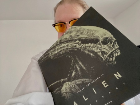 Mein Buchtipp: The Art and Making of Alien Covenant