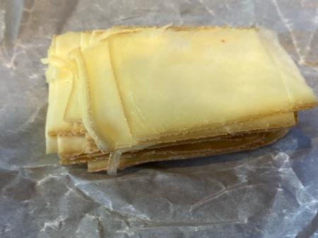 Wann ist die Rinde vom Racklette-Käse essbar?