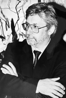 Journalistisches Vorbild: Dr. Johannes Grotzky