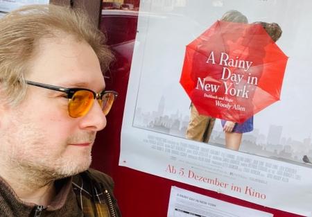 Endlich ist Woody Allen wieder in New York.