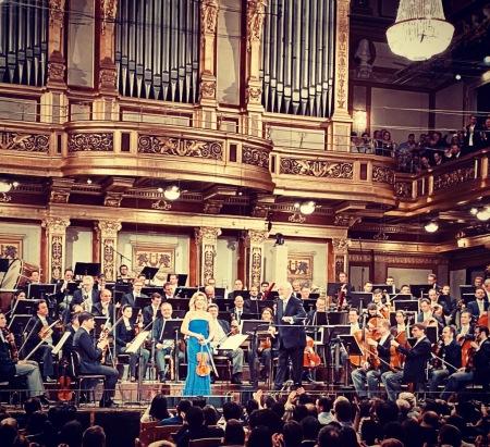 Vielen Dank für das geniale Konzert. Foto: Lange