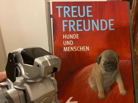 Die Ausstellung Treue Hunde wird vom Experten empfohlen. Also nichts wie hin ins Bayerische Nationalmuseum.