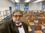 Heute vormittag im Allgäu: Schulung von allen sechsten Klassen des Gymnasiums Hohenschwangau.