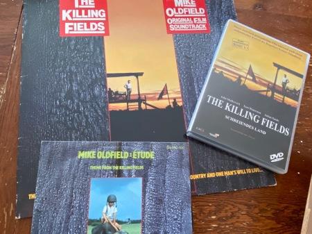 Hier das bisherige Material, was ich von Killing Fields besitze.