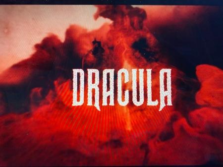 Dracula auf Netfflix.