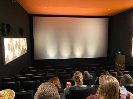Wie wird das Kino der Zukunft?
