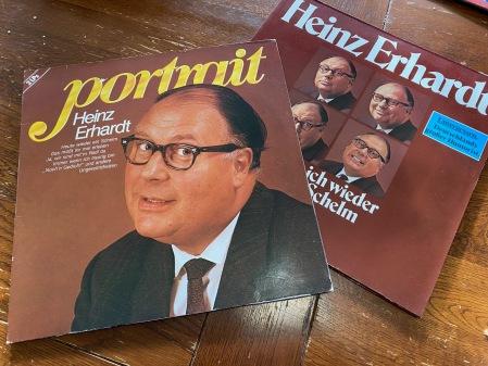 Für mich einer der ganz Großen: Heinz Erhardt