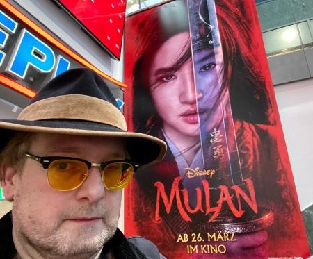 Zehn Minuten von Mulan haben mir gefallen.