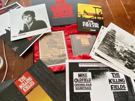 Nichts neues bietet die Sammlerbox von Killing Fields.