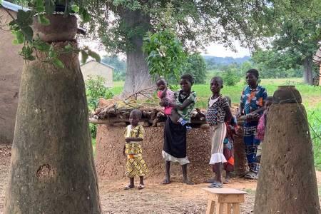 Menschen in Togo trifft Corona besonders hart. Foto: Kopp
