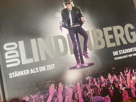 Moderne Konzertfotografie und Dokumentation von Udo Lindenberg.
