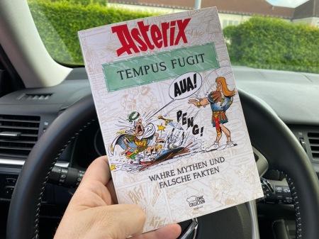 Asterix Tempus Fugit - für alle, die es genau wissen wollen.