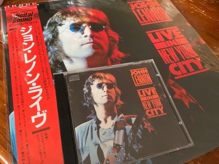 das letzte eigene John Lennon Konzert - heute vor 48. Jahren live in New York City.