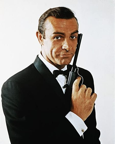 Nachträglich alles Gute zum Geburtstag Mr. Bond