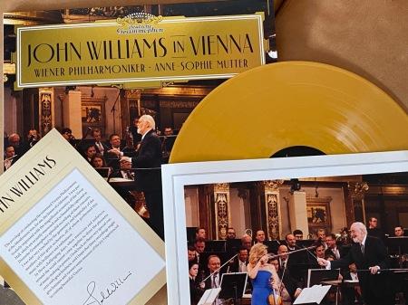 John WIlliams in Vienna - hier die goldene Ausgabe.