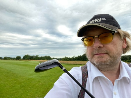 Ich freue mich, dass Golffieber42 jetzt offiziell  online ist.