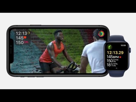 Mit Fitness+ macht Apple viele Konkurrenten platt und greift die Fintessstudios an.